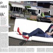 Stylesupport-in-de-krant
